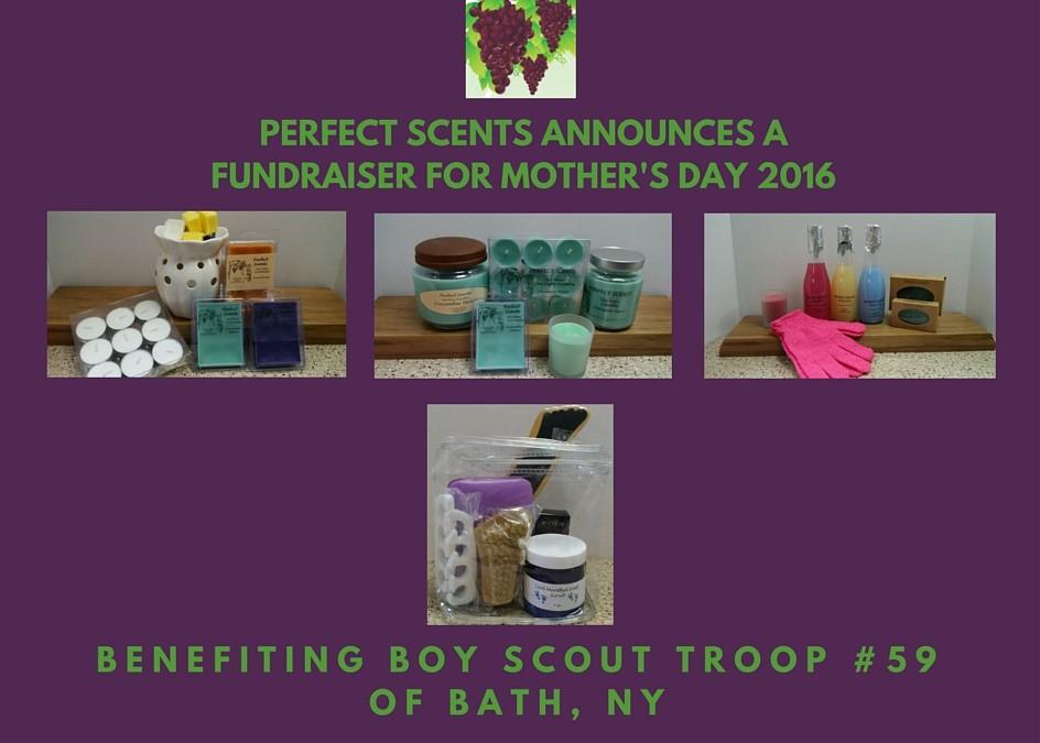 Boy Scout Fundraiser