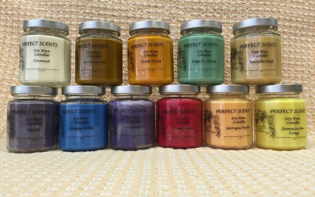 7 oz Jar Candles