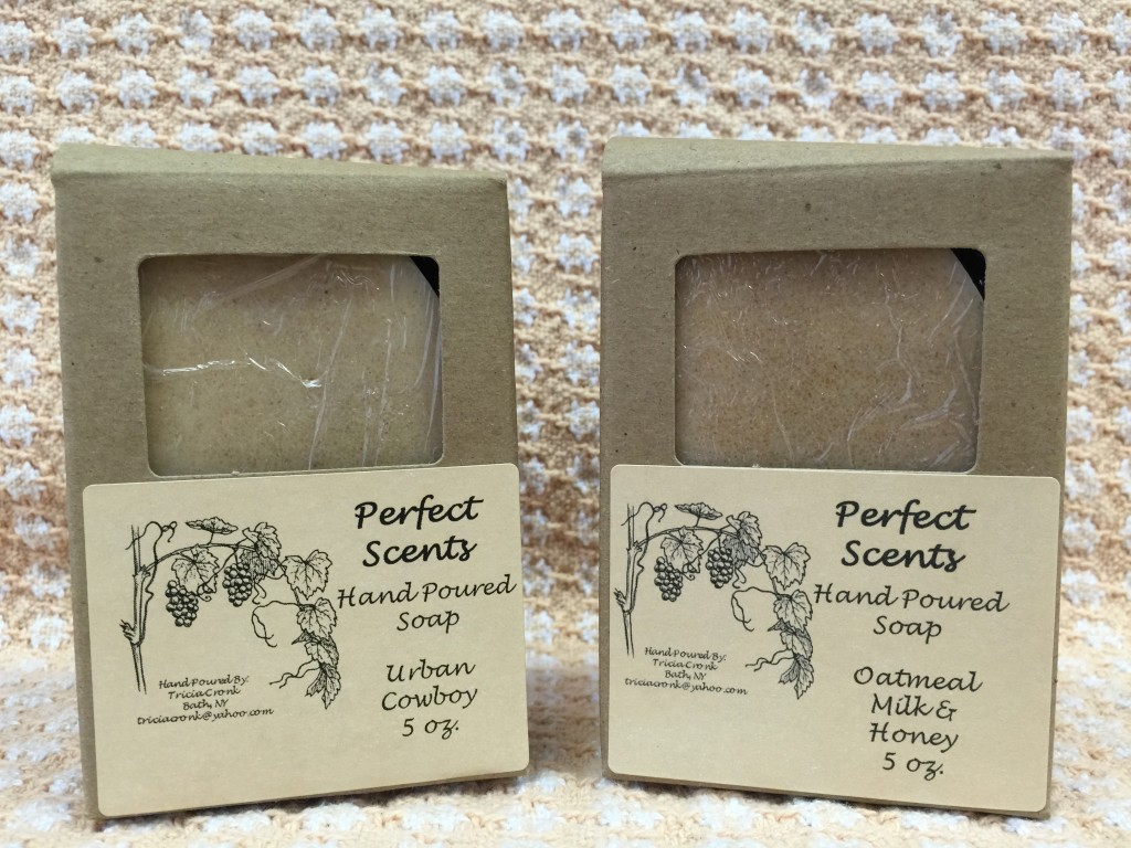 Oatmeal Based Soap 5 oz
