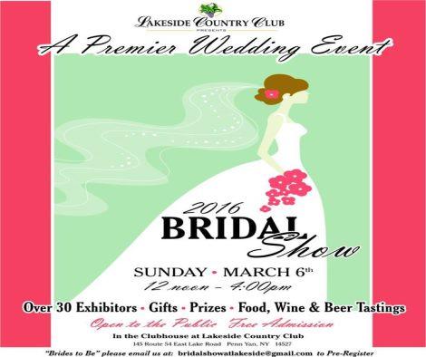 2016 Bridal Show